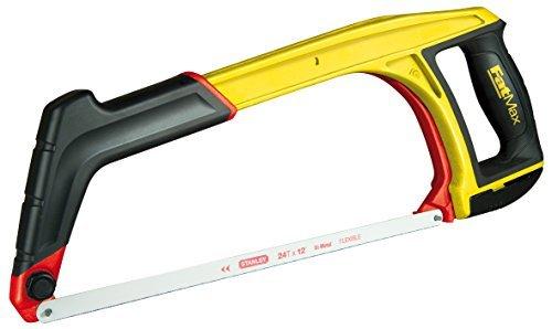 41+Sk186EAL - Stanley FatMax Multifunktionssäge, 450mm Länge, 300mm Klingenlänge, 24 Zähne/Inch, 100kg Sägeblattspannung, 0-20-108